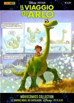 Copertina MOVIECOMICS COLLECTION Pixar n.1 - IL VIAGGIO DI ARLO, PANINI DISNEY