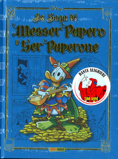 Copertina SAGA DI MESSER PAPERO E... n. - LA SAGA DI MESSER PAPERO E SER PAPERONE, PANINI DISNEY