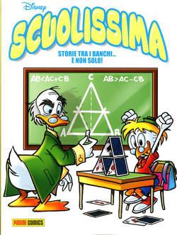 Copertina SCUOLISSIMA 2021 n. - SCUOLISSIMA, PANINI DISNEY