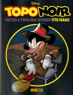 Copertina TOPO-NOIR n.1 - TITO FARACI 1, PANINI DISNEY