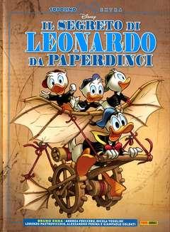 Copertina TOPOLINO EXTRA n.2 - IL SEGRETO DI LEONARDO DA PAPERDINCI, PANINI DISNEY