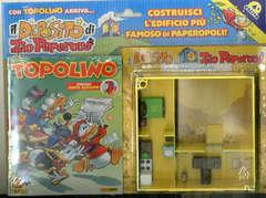 Copertina TOPOLINO LIBRETTO CON ALLEGATI n.3409 - GADGET DA COLLEZIONE 3 di 4, PANINI DISNEY