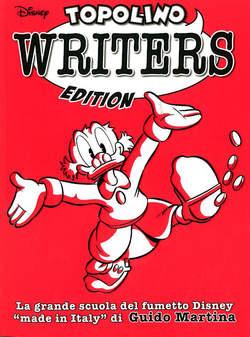 Copertina TOPOLINO WRITERS EDITION n.2 - GUIDO MARTINA, PANINI DISNEY