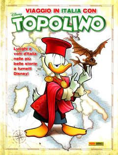 Copertina VIAGGIO IN ITALIA CON TOPOLINO n.2 - VIAGGIO IN ITALIA CON TOPOLINO, PANINI DISNEY