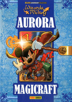 Copertina WIZARDS OF MICKEY n. - WIZARDS OF MICKEY, PANINI DISNEY