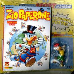 Copertina ZIO PAPERONE Con Gadget n.38 - ZIO PAPERONE GOLF, PANINI DISNEY