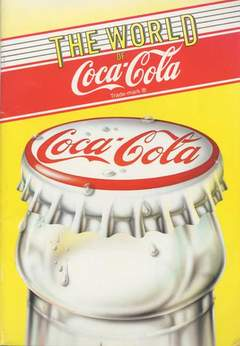 Copertina ALBUM FIGURINE WORLD COCA COLA n. - ALBUM FIGURINE WORLD COCA COLA, PANINI SPA