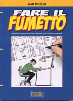 Copertina FARE IL FUMETTO n. - FARE IL FUMETTO, PAVESIO