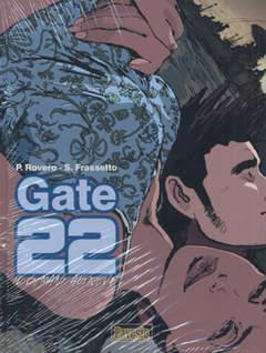 Copertina GATE 22 n.1 - IL DOMANI ALTROVE, PAVESIO