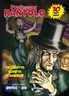 Copertina Comic Book n.3 - PROFESSOR RANTOLO, PERISCOPIO EDIZIONI