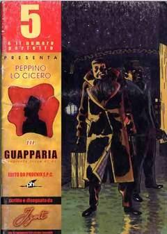Copertina 5 E' IL NUMERO PERFETTO n.3 - GUAPPARIA, PHOENIX