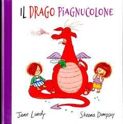 Copertina DRAGO PIAGNUCOLONE n. - IL DRAGO PIAGNUCOLONE, PICARONA