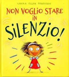 Copertina NON VOGLIO STARE IN SILENZIO n. - NON VOGLIO STARE IN SILENZIO, PICARONA