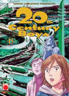Copertina 20TH CENTURY BOYS n.15 - 20TH CENTURY BOYS RISTAMPA, PLANET MANGA