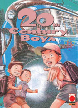 Copertina 20TH CENTURY BOYS n.16 - 20TH CENTURY BOYS RISTAMPA , PLANET MANGA