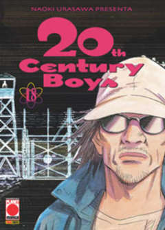 Copertina 20TH CENTURY BOYS n.18 - 20TH CENTURY BOYS RISTAMPA , PLANET MANGA