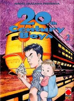 Copertina 20TH CENTURY BOYS n.2 - 20TH CENTURY BOYS RISTAMPA, PLANET MANGA