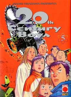 Copertina 20TH CENTURY BOYS n.5 - 20TH CENTURY BOYS RISTAMPA, PLANET MANGA