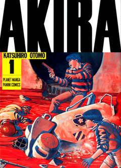 Copertina AKIRA Nuova Edizione (m6) n.1 - AKIRA - Nuova Edizione, PLANET MANGA