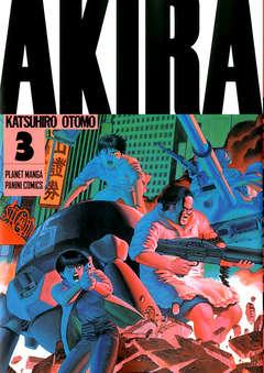Copertina AKIRA Nuova Edizione (m6) n.3 - AKIRA, PLANET MANGA