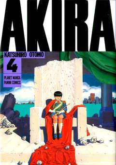Copertina AKIRA Nuova Edizione (m6) n.4 - AKIRA - Nuova Edizione, PLANET MANGA