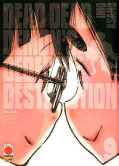 Copertina ASANO COLLECTION n.30 - DEAD DEAD DEMON'S - DEDEDEDE DESTRUCTION 9, PLANET MANGA