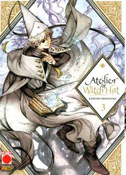 Copertina ATELIER OF WITCH HAT n.3 - ATELIER OF WITCH HAT, PLANET MANGA