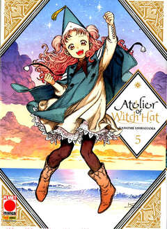 Copertina ATELIER OF WITCH HAT n.5 - ATELIER OF WITCH HAT, PLANET MANGA