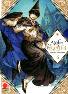 Copertina ATELIER OF WITCH HAT n.6 - ATELIER OF WITCH HAT, PLANET MANGA