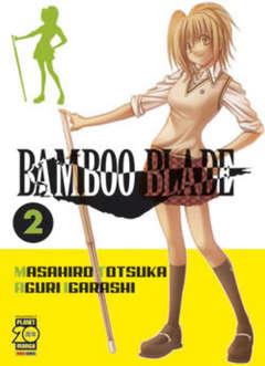 Copertina BAMBOO BLADE n.2 - BAMBOO BLADE, PLANET MANGA