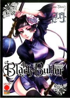 Copertina BLACK BUTLER n.29 - BLACK BUTLER, PLANET MANGA