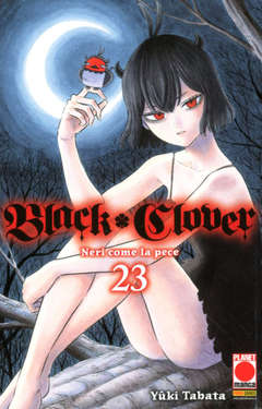 Copertina BLACK CLOVER n.23 - PURPLE 36, PLANET MANGA