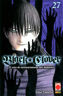 Copertina BLACK CLOVER n.27 - PURPLE 40, PLANET MANGA