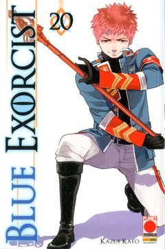Copertina BLUE EXORCIST RISTAMPA n.20 - BLUE EXORCIST RISTAMPA      20, PLANET MANGA