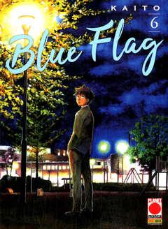 Copertina BLUE FLAG (m8) n.6 - CAPOLAVORI MANGA 140, PLANET MANGA