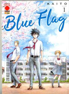 Copertina BLUE FLAG Ristampa (m8) n.1 - BLUE FLAG Ristampa, PLANET MANGA