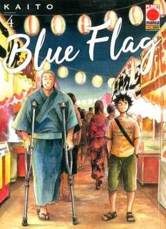 Copertina BLUE FLAG Ristampa (m8) n.4 - BLUE FLAG Ristampa, PLANET MANGA