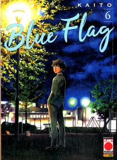 Copertina BLUE FLAG Ristampa (m8) n.6 - BLUE FLAG Ristampa, PLANET MANGA