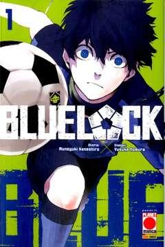 Copertina BLUE LOCK n.1 - BLUE LOCK, PLANET MANGA
