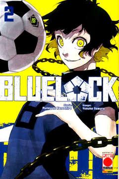 Copertina BLUE LOCK n.2 - BLUE LOCK 2, PLANET MANGA