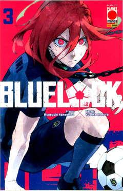 Copertina BLUE LOCK n.3 - BLUE LOCK 3, PLANET MANGA