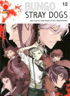 Copertina BUNGO STRAY DOGS n.12 - BUNGO STRAY DOGS, PLANET MANGA