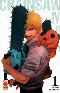 Copertina CHAINSAW MAN #1 Variant n. - MONSTERS 11, PLANET MANGA