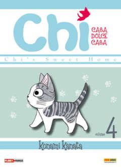 Copertina CHI n.4 - CASA DOLCE CASA, PLANET MANGA