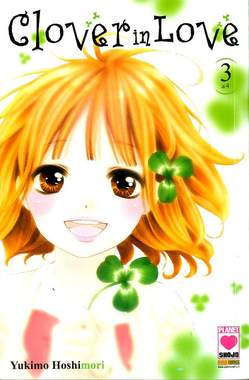 Copertina CLOVER IN LOVE n.3 - CLOVER IN LOVE (m4), PLANET MANGA