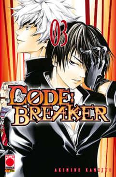 Copertina CODE BREAKER n.3 - CODE BREAKER, PLANET MANGA