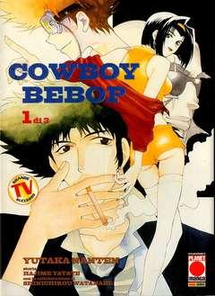Copertina COWBOY BEBOP n.1 - COWBOY BEBOP 1 DI 3, PLANET MANGA