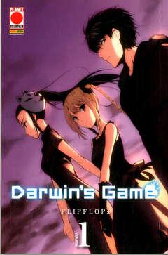 Copertina DARWIN'S GAME #1 Variant n. - DARWIN'S GAME #1 - Variant Edition, PLANET MANGA