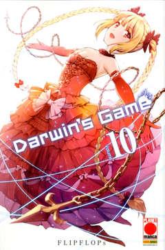 Copertina DARWIN'S GAME n.10 - DARWIN'S GAME, PLANET MANGA