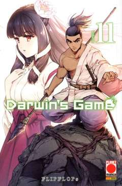 Copertina DARWIN'S GAME n.11 - DARWIN'S GAME, PLANET MANGA